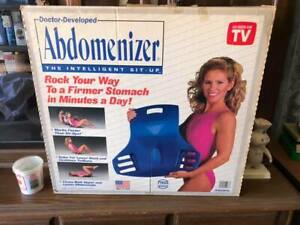 The-Abdominizer-Intelligent-Sit-Up-Vintage-original-never-used