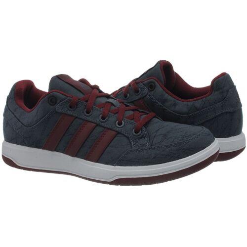 Herren Klassischer Adidas rot Str Grau Sneaker Stil tennisschuhe Oracle Vi Neu fwwxP6A