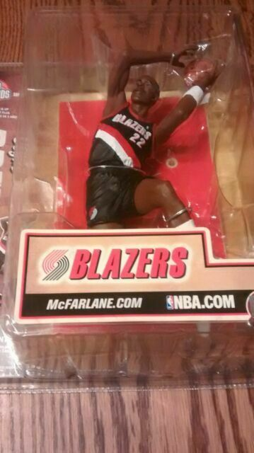 CLYDE DREXLER PORTLAND TRAILBLAZERS MCFARLANE NBA LEGENDS 2
