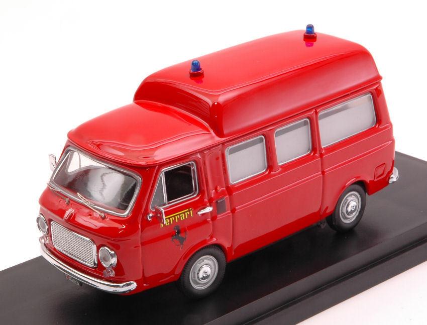 Fiat 238 Antincendio Pista Fiorano Anni '70 1 43 Model RIO4537 RIO