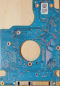 """PCB 0J21935 DA5256A Hitachi 500Gb HTS545050A7E380 HDD 2.5/"""" SATA Logic board"""