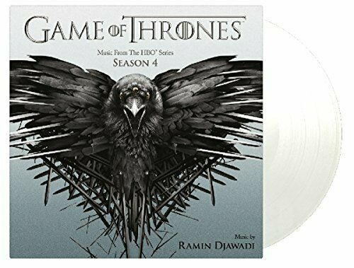 Original Soundtrack - Game Of Thrones 4 (Gatefold sleeve) [180 gm 2LP vinyl]
