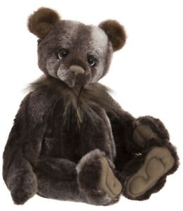 Gary Cb181825a Collectable Jointed Plush Teddy By Charlie Bears
