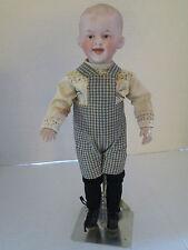 Antique Gebruder Heubach Bisque Doll
