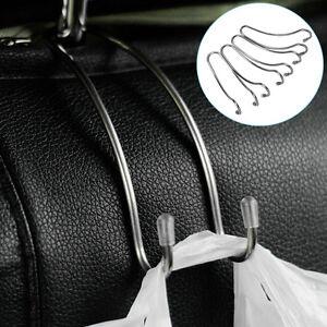 4X-Car-Seat-Truck-Coat-Hook-Purse-bag-hanging-Hanger-Auto-Bag-Organizer-HolP6ON