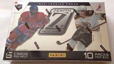2010-11 Panini Zenith Hockey HOBBY Box National Treasure? Auto/Patch/Jersey?