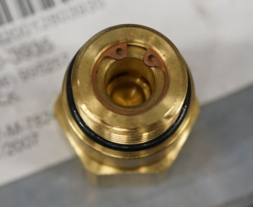 HORTON 995257 AIR DRYER OUT PORT BRASS CHECK VALVE 7//8-14 TO 1//2 NPT 18164 TRUCK