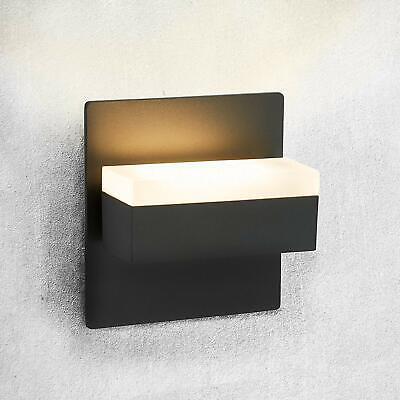 Led Außenlampe Gartenleuchte Außenwandlampe Wegeleuchte Lampe Briloner 3612-025