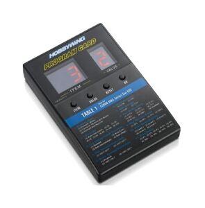 Hobbywing-EZRUN-XERUN-Series-ESC-LED-Program-Card-Brushless-PC2C-1-8-1-0-RC-Car