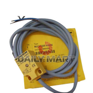 TURCK-NI10-Q25-AN6X-PROXIMITY-SWITCH-INDUCTIVE-SENSOR-NEW