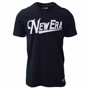 New-Era-Men-039-s-Vintage-Embroidered-S-S-T-Shirt-Retail-39-00