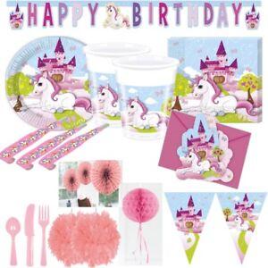 Unicorn Kleines Einhorn Pferd Kindergeburtstag Geburtstag Party Fete