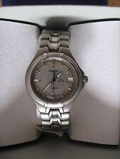 TISSOT Titanium T65.7.481.31 T-Sport Collection Armbanduhr Swiss Made 1.Besitz