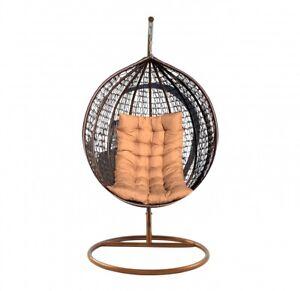 B Ware Möbel : love egg rattan h ngesessel lounge garten m bel b ware ~ Watch28wear.com Haus und Dekorationen