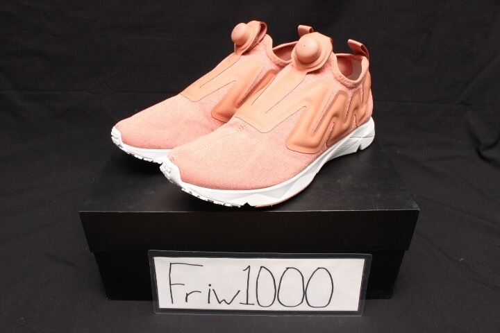 REEBOK PUMP SUPREME RILLA RUSTIC CLAY/WHITE BS7041