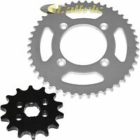 Front & Rear & Sprockets Kit Fits Honda Crf80f 2004-2013