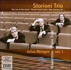 "Julius R""ntgen: Piano Trios, Vol. 1 Super Audio Hybrid CD (CD, Sep-2008, Ars Produktion)"