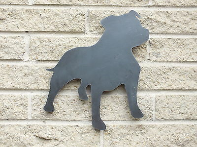 Motorcycle Profile in Mild Steel for Weather vanes or Features in Gates Wall Art