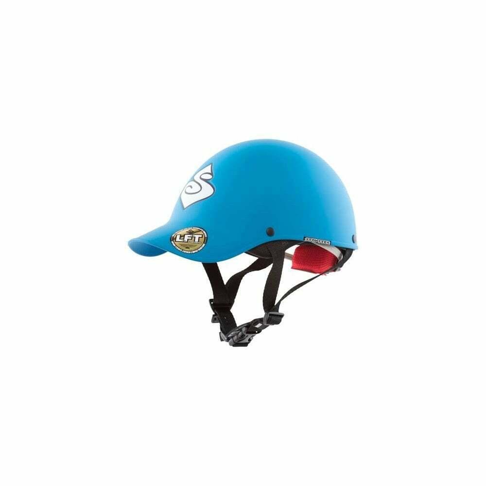 Zoete bescherming Strutter TE Helmet Bird blauw Metallic