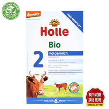 Holle Cow Milk Stage 2 Organic Formula (600g) 1,3,4,6,12,16 box