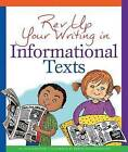 REV Up Your Writing in Informational Texts by Julia Garstecki (Hardback, 2015)