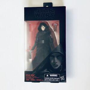 KYLO-REN-UNMASKED-Star-Wars-The-Force-Awakens-The-Black-Series-26-6-034-Figure-MIB