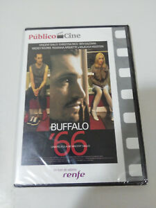 BUFFALO-66-VINCENT-GALLO-CHRISTINA-RICCI-DVD-SLIM-CASTELLANO-ENGLISH-NUEVA
