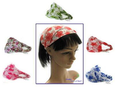 SchöN Kopftuch Haarschmuck Haarband Freie Auswahl Hohe QualitäT Und Preiswert
