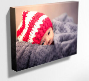 YOUR PICTURE PERSONALISED ON TO CANVAS BOX  MANY FRAMES  MATAGA .