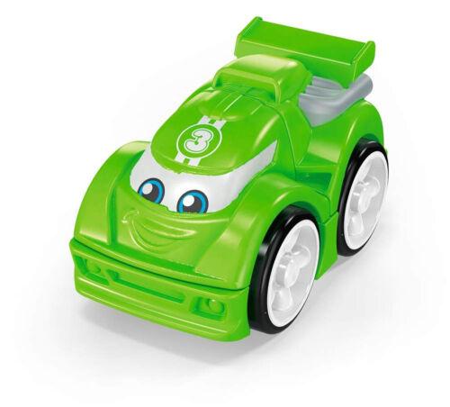 Mega Bloks Green Race Car Building Set