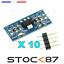 miniatuur 5 - 5292# module régulateur de tension  5V AMS1117 - 5V dc-dc step down module