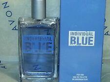 Avon INDIVIDUAL BLUE Eau de Toilette Spray  3.4 fl.oz.   100 ml