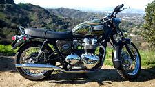 2001 Triumph Bonneville