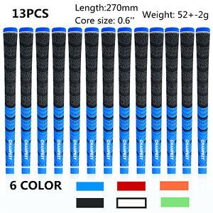 13pcs-Set-Golf-Grips-Standard-Size-600-Round-Multi-Compound-Golf-Club-Grip