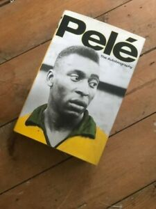 Image result for pele autograph book