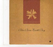 (FX214) Sine Star Project, Blue Born Earth Boy - 2005 DJ CD