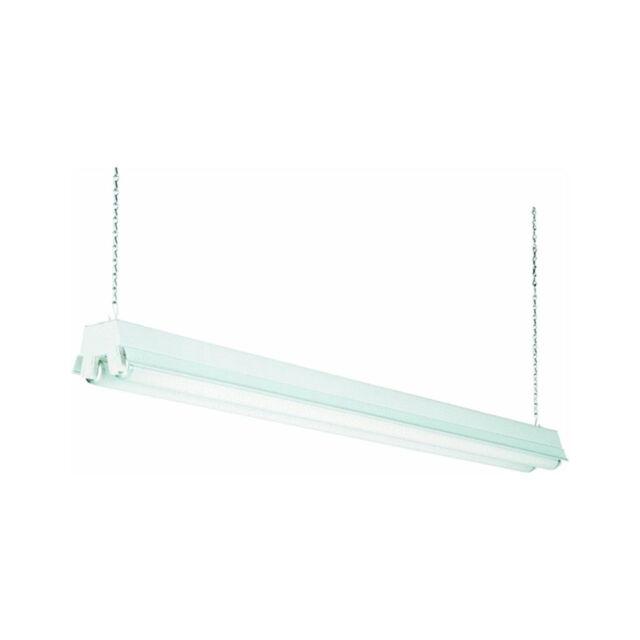 Lithonia Lighting 1233 4-foot Fluorescent Utility Shop Light | eBay