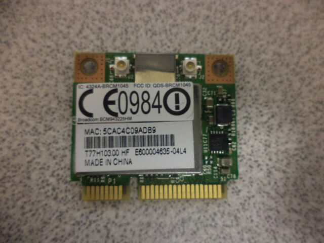 Acer Aspire 5742ZG Broadcom Bluetooth 64 Bit