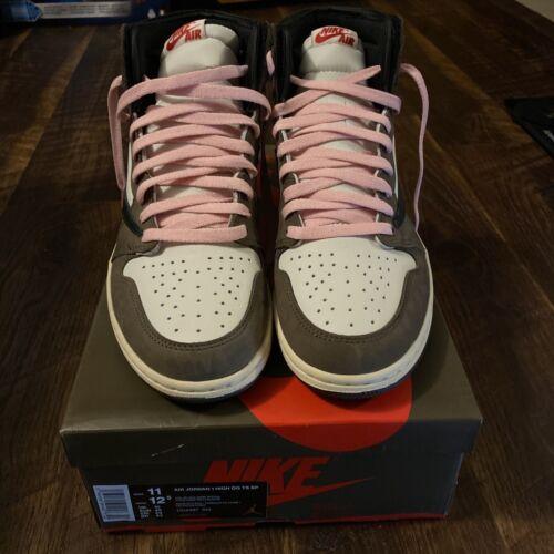 Nike Air Jordan 1 Retro High Travis Scott TS1 Size