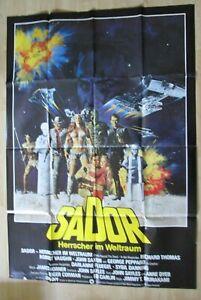 Filmplakat-Sador-Herrscher-im-Weltraum-Richard-Thomas-Sybil-Danning-A0