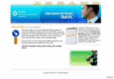 Auto Hits Links Exchange Marketing Business Website For Sale Website Marketing