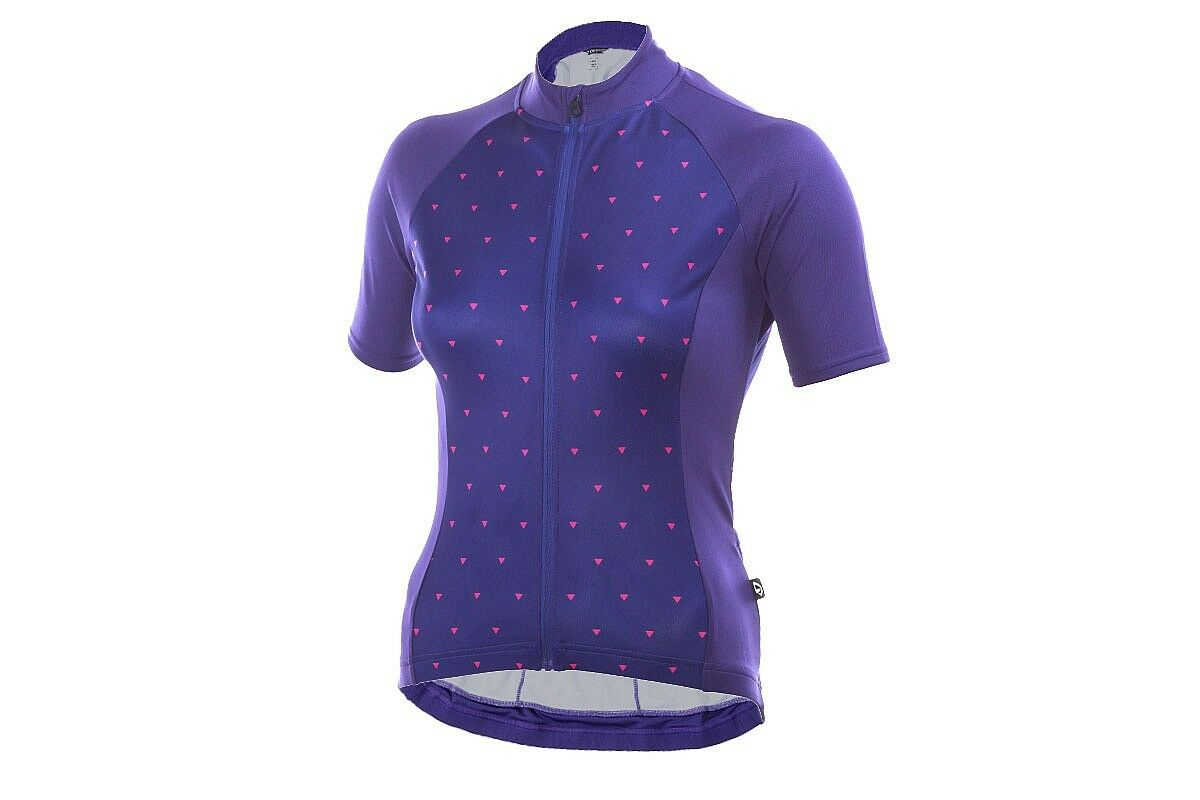 Giro Women's Chrono Sport Purple Jersey Size X Large NEW