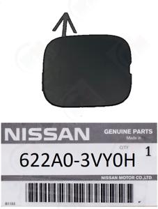 Genuine Nissan 2012-2014 Versa Sedan Front Bumper Tow Hook Hole Cover