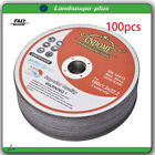"""100 Pack 6""""x.045""""x7/8"""" Cut-off Wheel - Metal & Stainless Steel Cutting Discs"""