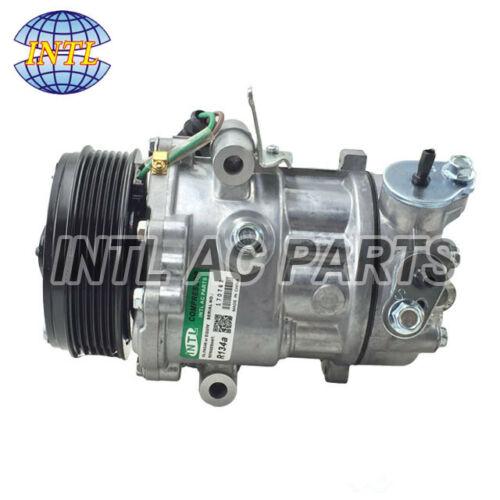 NEW Sanden 1916 Auto AC A//C compressor for VOLKSWAGEN VW UP Skoda 1S0820803C