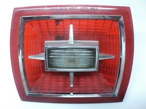 [DIAGRAM_34OR]  OEM 1966 Ford Galaxie Tail Light Lens W/Backup Lens Wiring Harness | eBay | 1966 Ford Galaxie Wiring Harness |  | eBay
