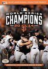 San Francisco Giants 2014 World Series Film DVD