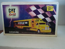 ERTL COLLECTIBLES CAT RACING SIMI, DIECAST1/64