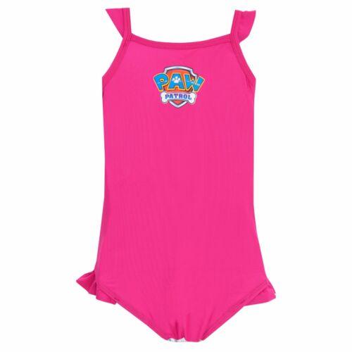 Paw Patrol SwimsuitGirls Paw Patrol Swimming CostumeNEW