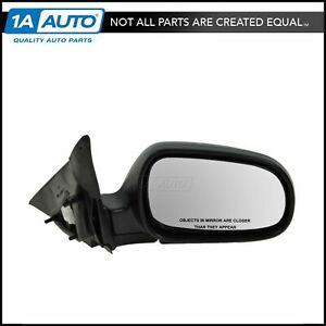 Power Side View Door Mirror Sail Mount Right Passenger RH for 96-99 Taurus Sable